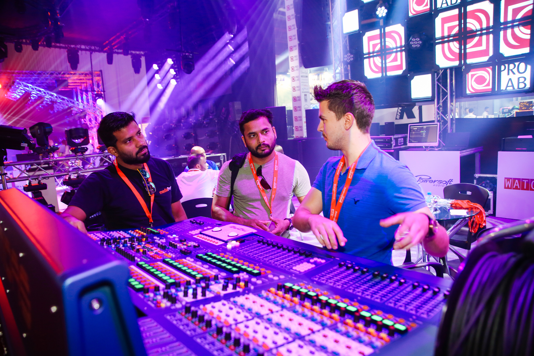 Prolight + Sound Middle East 20
