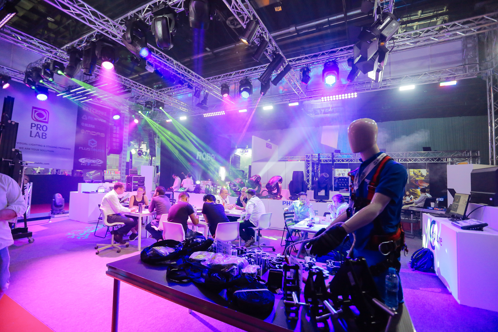 Prolight + Sound Middle East 21