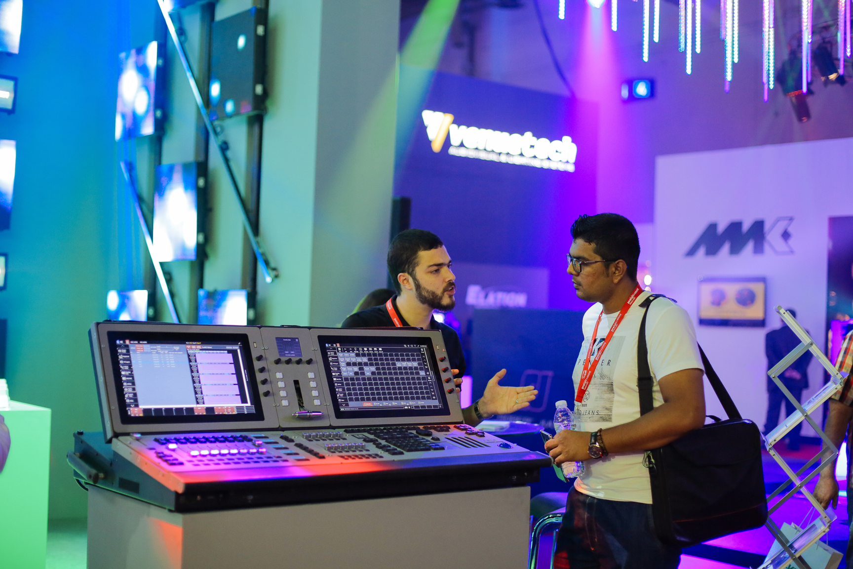 Prolight + Sound Middle East 23