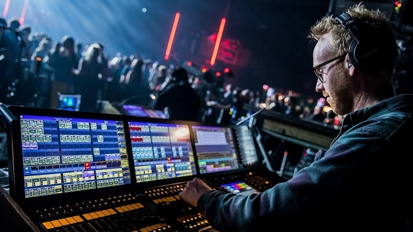 Andre Beekmans Prolight + Sound Middle East