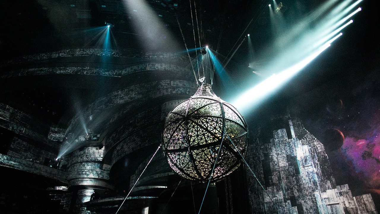 La Perle Prolight + Sound Middle East