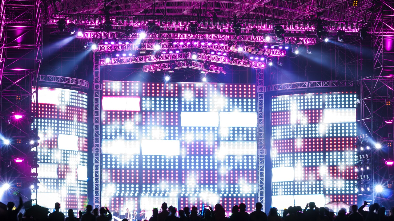 Event Companies Prolight + Sound Middle East
