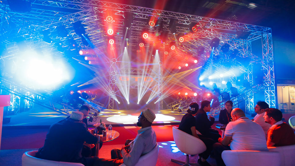 Prolight + Sound Middle East - Distributors