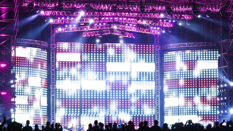 Prolight + Sound Middle East - Event and Rental companies