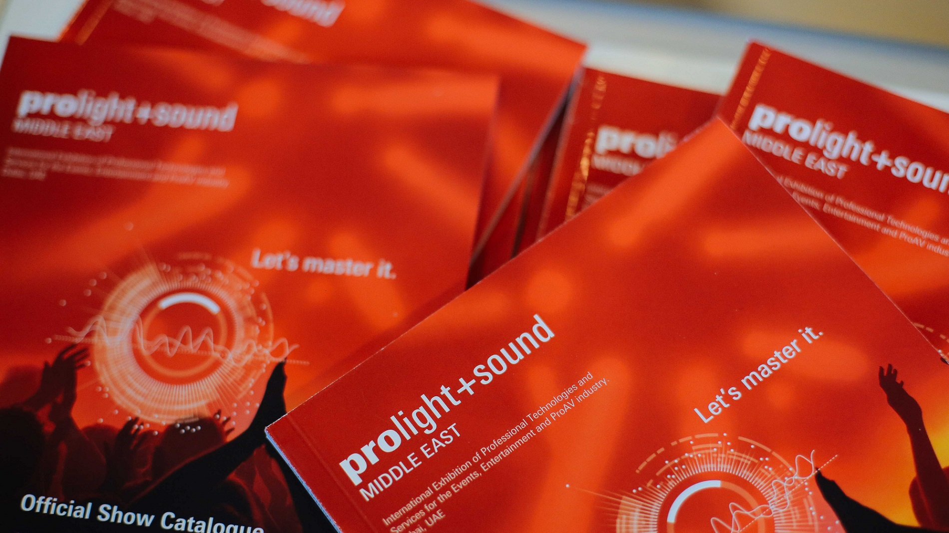 Publications Prolight + Sound Middle East