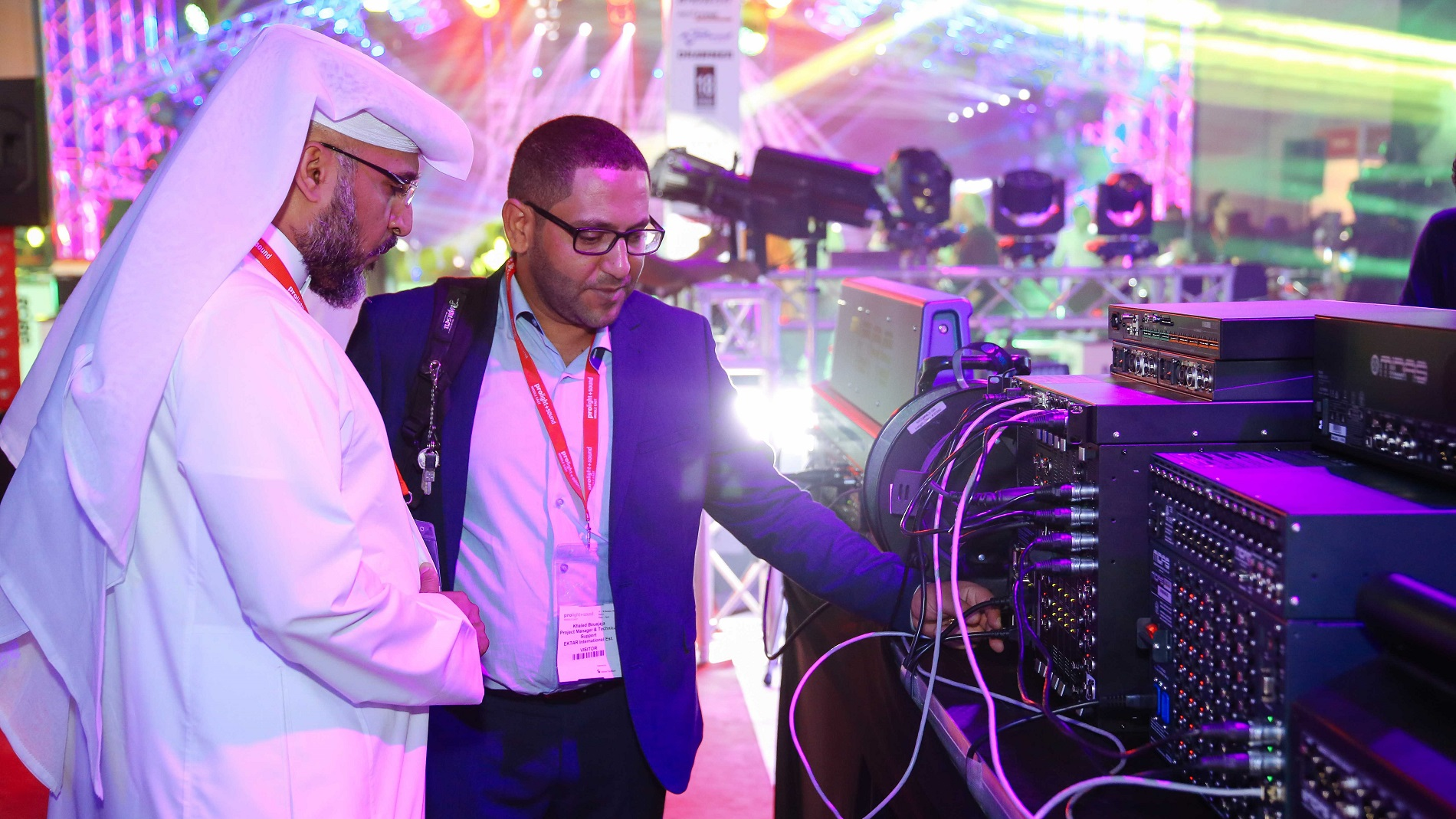Prolight + Sound Middle East - System Integrators
