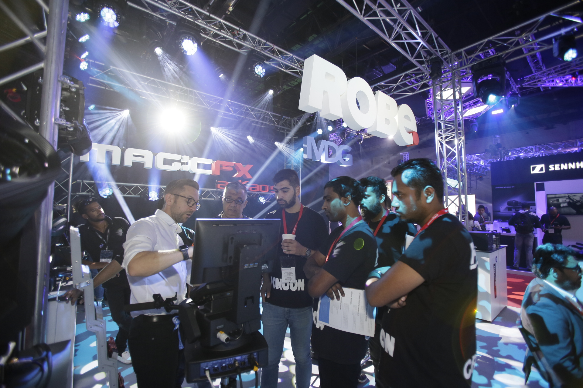 Prolight + Sound Middle East - Day 1