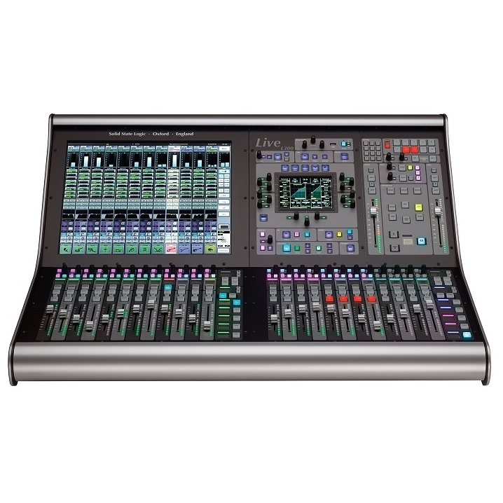 SSL Live Prolight + Sound Middle East