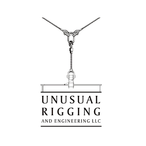 Unusual Rigging logo - PLSME