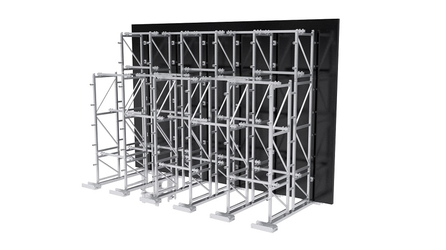 Area Four Industries - Litec L-Wall System