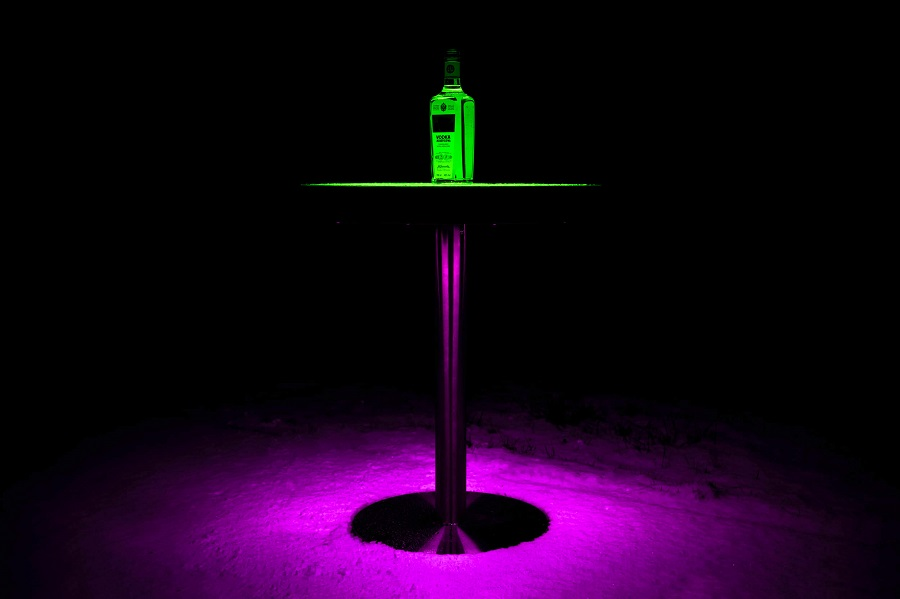 FRIZ TABLE illuminated tables