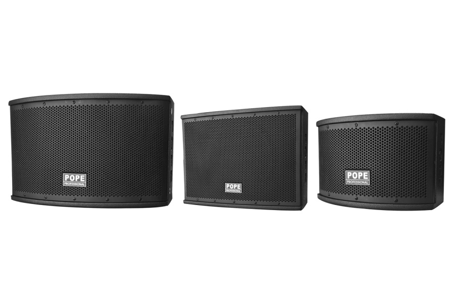 POPE Professional L-Series Speakers