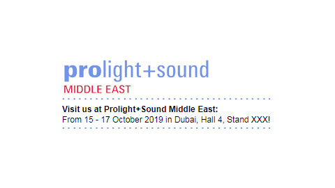 Prolight+Sound Middle East - Email Signature B