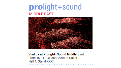 Prolight+Sound Middle East - Email Signature C