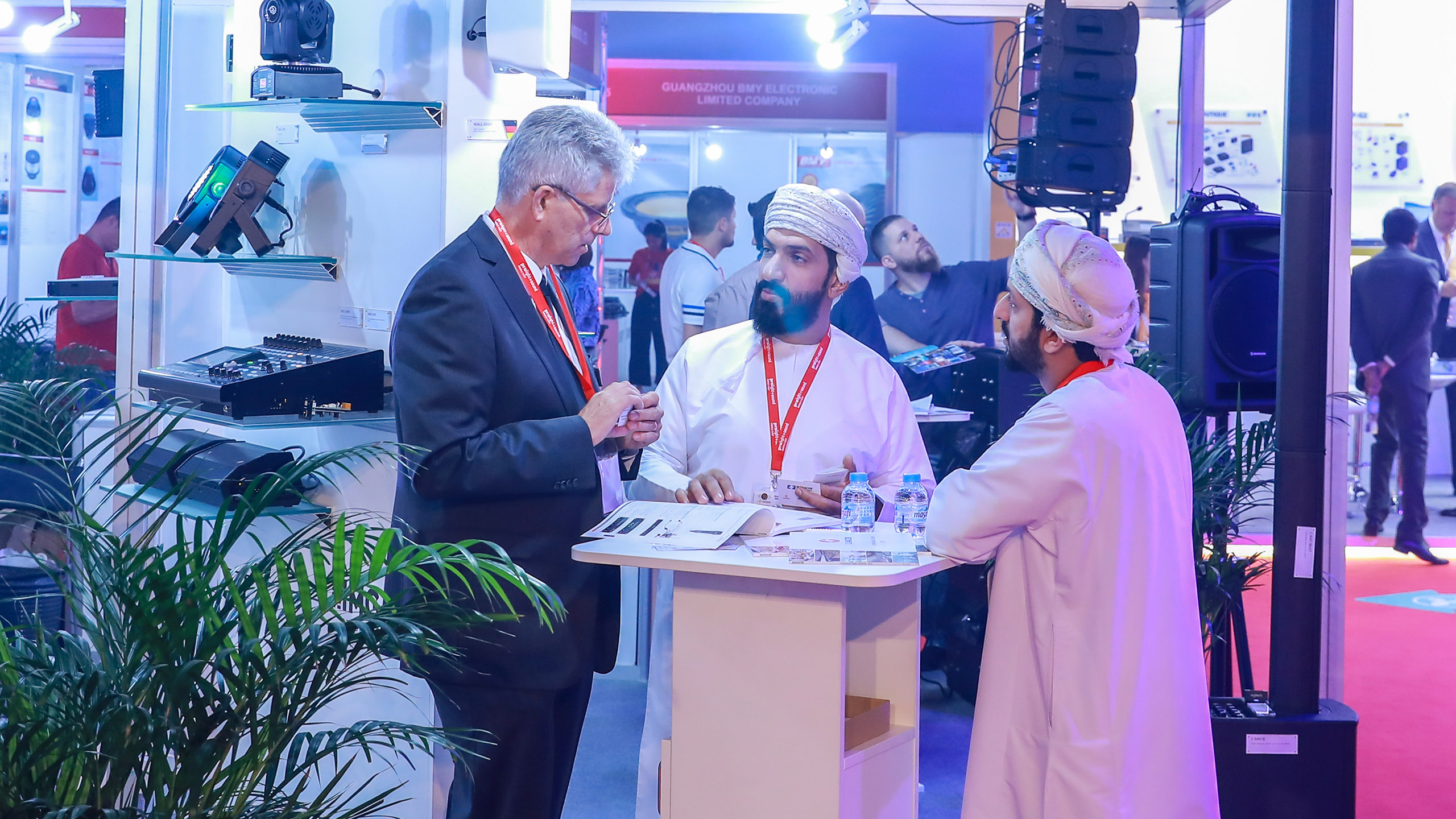 Prolight + Sound Middle East Business Matchmaking