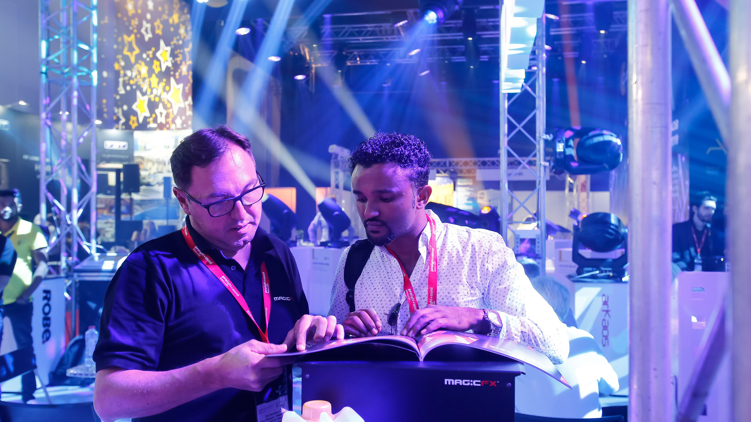 Prolight + Sound Middle East show image