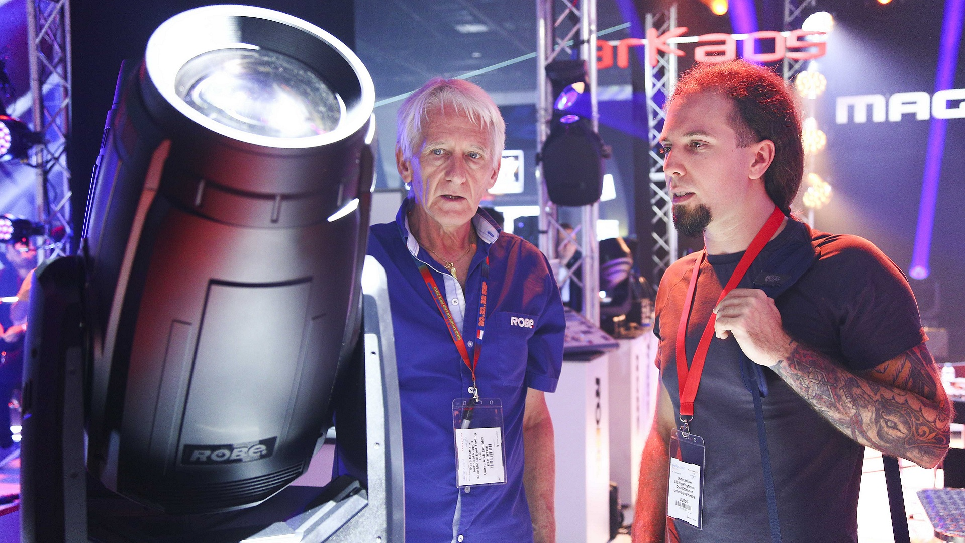 Prolight + Sound Middle East - Learn more about the show